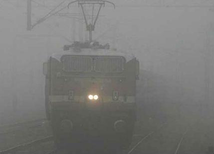 Fog in India