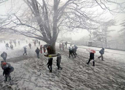 After snow show, Shimla, Manali to disappoint tourists with dry weather this long weekend