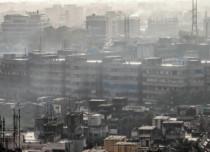 Mumbai pollution f