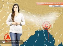 Weather Forecast for Jan 17: Rain and Snow in Kashmir, Himachal, Fog to make a comeback in Northwest India