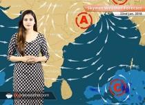 Weather Forecast for Jan 22: Dense Fog in Bihar, Uttar Pradesh, temperatures to rise in Vidarbha, MP