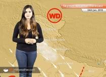 Weather Forecast for Jan 24: Fog in Punjab, Haryana, Delhi, Rain in Andaman