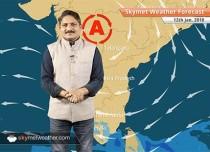 Weather Forecast for Jan 12: Dense Fog in East Uttar Pradesh, Bihar, minimums to increase in MP, Chhattisgarh