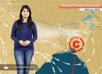 Weather Forecast for Jan 24: Rain in UP, Bihar, Fog in Delhi, Punjab and Haryana