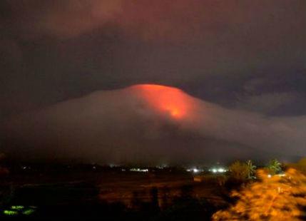 Philippines Volcano 2
