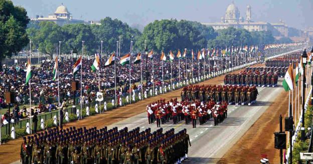Republic day in India