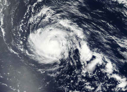 Typhoon season for Pacific Ocean comes to an end