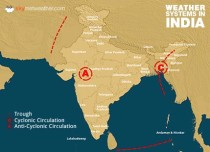 Weather Forecast for January 13 Across India