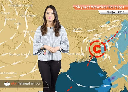 Weather Forecast for Jan 3: Fog in UP, Bihar, Mercury to dip in Punjab, Haryana, Delhi