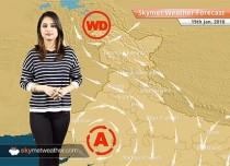 Weather Forecast for Jan 19: Rain in Andaman, Dry weather in TN, Kerala, Karnataka
