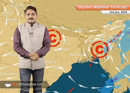Weather Forecast for Jan 3: Cold wave to continue in Rajasthan, Punjab, Haryana, UP, Bihar