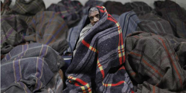 Cold wave grips Northwest and Central India, no relief from winter chill likely