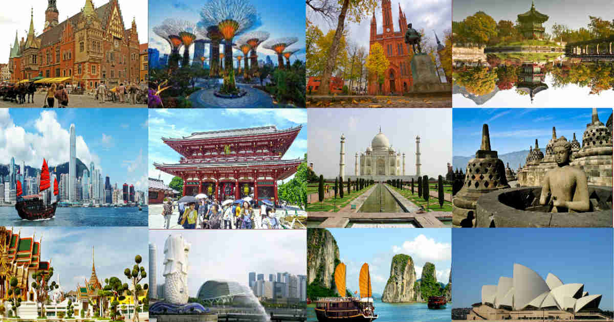 10 raging holiday destinations of Asia you must visit this year