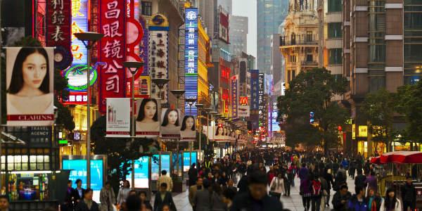 Amazing-Shopping in Shanghai