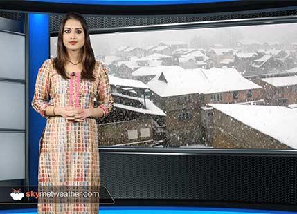 Weather Update for Hills: Rain, snow likely in Srinagar, Gulmarg, Shimla, Manali, Kufri, Nainital