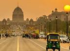 Delhi dry weather