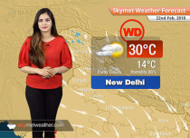 Weather Forecast for Feb 22: Day temperatures to rise over HP, Uttarakhand, Delhi, Punjab, Haryana