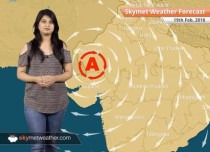 Weather Forecast for Feb 19: Dry weather in Delhi, Punjab, Haryana, Rajasthan, Uttar Pradesh