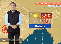 Weather Forecast for Feb 22: Maximums to rise over Madhya Pradesh, Gujarat, Vidarbha