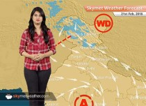 Weather Forecast for Feb 21: Snow in Kashmir, Himachal; Rain in Rajasthan, Haryana