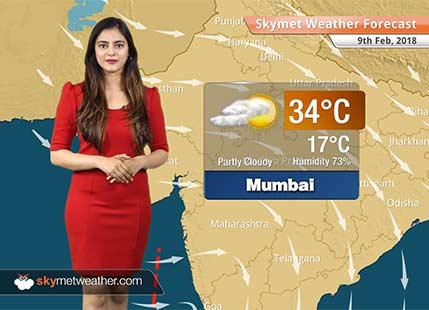 Weather Forecast for Feb 9: Rain in Assam, Arunachal, Tamil Nadu and Kerala