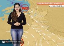 Weather Forecast for Feb 14: Minimums to decrease in Delhi, Punjab, Haryana, West Uttar Pradesh, North Rajasthan