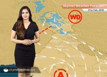 Weather Forecast for Feb 21: Rain in Haryana and Rajasthan, Snow in Kashmir, Himachal