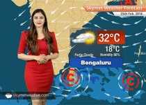 Weather Forecast for Feb 25: Rain in Uttar Pradesh, West Bengal, Bihar, Jharkhand, snow in Kashmir, Himachal
