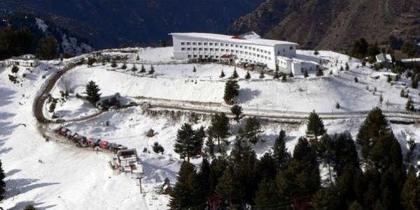 Pakistan Snow