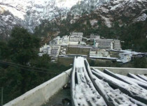 Rain and Snow in vaishno devi_Tripadvisor 429