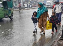 Rain, hailstorm lash Chandigarh, parts of Punjab and Haryana