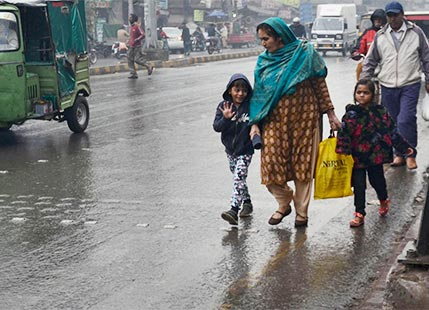 Rain, hailstorm lash Chandigarh, parts of Punjab and Haryana