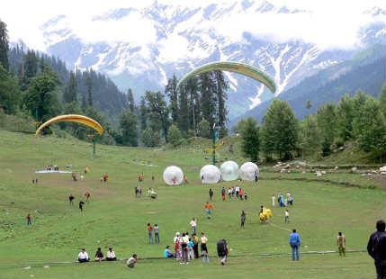 Shimla pleasant weather