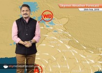 Weather Forecast for Feb 20: Rain and snow in Kashmir, Himachal; Dry weather in Northwest India