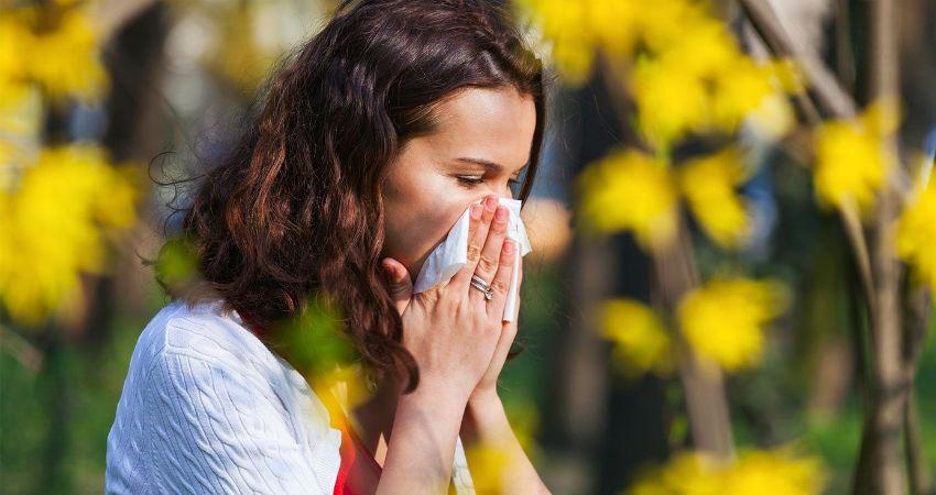 spring season ailments