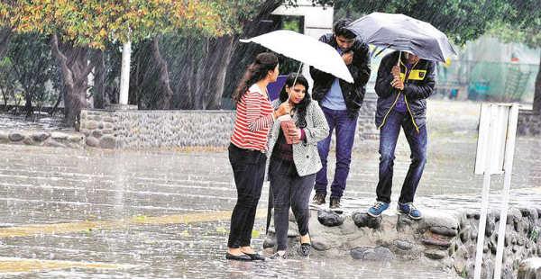 Chandigarh-rain