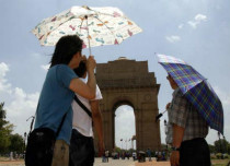 At 38.8 degrees, Delhi records hottest day of the season