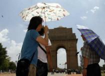 Delhi and chandigarh warm weather