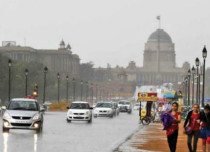 Delhi pre monsoon rains