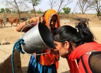 Heat wave in Rajasthan