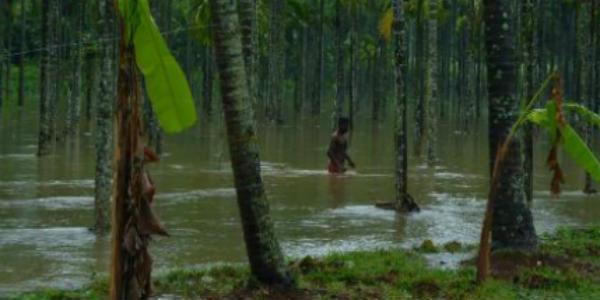 Freak depression causes extreme rains across South India