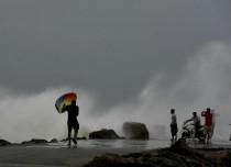 Depression causes Godzilla rains in Lakshadweep Islands, system weakens