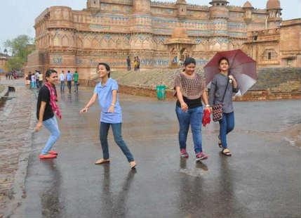 Madhya pradesh weather