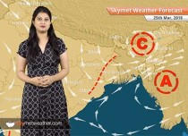 Weather Forecast for Mar 25: Heatwave like conditions in Mumbai, Maharashtra, Gujarat