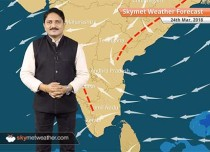 Weather Forecast for Mar 24: Minimums to rise in Rajasthan, Gujarat, MP; weather to be dry in Delhi, Lucknow