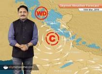 Weather Forecast for Mar 15: Rain in Kashmir, Himachal Pradesh, Punjab, Haryana