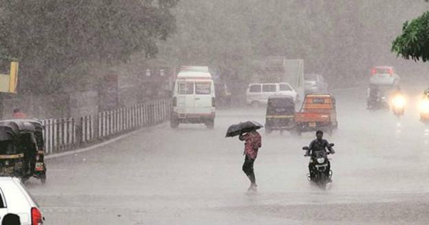 Rain in Bhopal