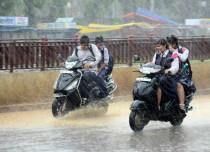 Rain in Raipur Chhattisgarh