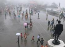 Shimla rains