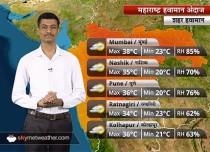 13 मार्च- महाराष्ट्रात पाऊस;मराठवाडा आणि विदर्भामध्ये गारपीटीची शक्यता